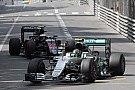 Formula 1 Mercedes: Competition hotting up on eventful opening day in Monte Carlo