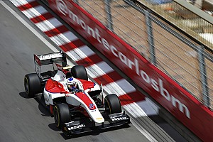 GP2 Qualifying report Monaco GP2: Sirotkin takes pole in red-flagged group qualifying