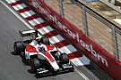 GP2 Monaco GP2: Sirotkin takes pole in red-flagged group qualifying