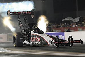 NHRA Qualifying report Torrence, Capps, Line and Krawiec earn No. 1 qualifying positions at Summernationals