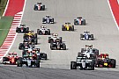 Formula 1 US GP: Hamilton dominates as Red Bull trips up