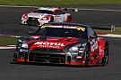 SCも味方につけ、サバイバルを生き残ったニスモ開幕2連勝:スーパー GT富士GT500レースレポート