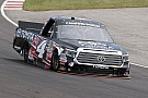 NASCAR Truck Bell earns KBM's 50th truck win in Gateway thriller