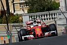 Monaco GP: Vettel pips Hamilton in final practice