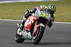 MotoGP Interview Crutchlow admits he
