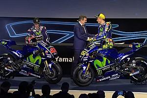 MotoGP Важливі новини Yamaha представила в Мадриді новий M1