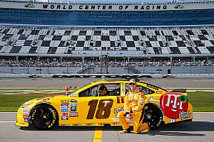 NASCAR Sprint Cup Preview Reigning Cup champion Kyle Busch sets sights on first Daytona 500 win