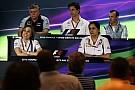 Abu Dhabi GP: Friday's press conference