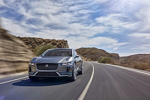 Automotive Nieuws Jaguar I-Pace: het stijlvolle alternatief voor de Tesla Model X