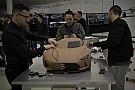 La maquette de la Mercedes Project One dévoilé par erreur?