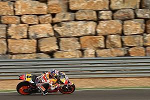 MotoGP Breaking news Aragon MotoGP: Pedrosa fastest as Honda dominates FP2