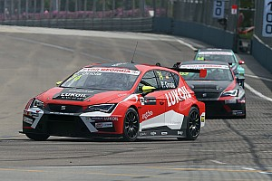 TCR Race report Craft-Bamboo scores double podium and retains drivers' championship lead