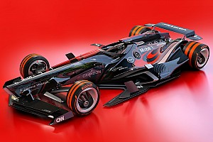 Formula 1 Top List Gallery: Fantasy F1 2030 design concepts – McLaren & Toro Rosso