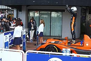 Европейский Ле-Ман Отчет о гонке Ван дер Гарде принес G-Drive Racing уверенную победу