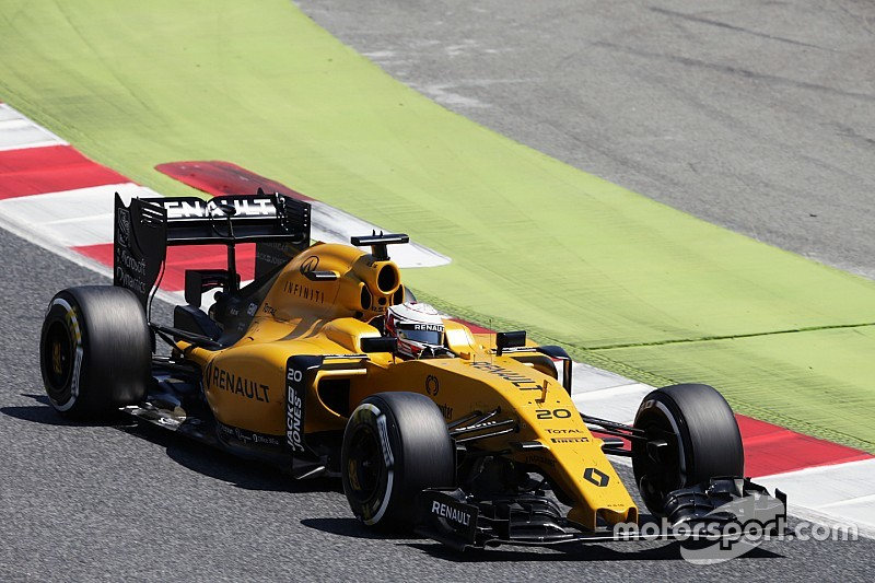 Магнуссен: Renault має якомога краще використати впровадження нових правил