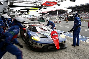 Le Mans Breaking news Le Mans update: Winning Ford GT hit by post-race penalties