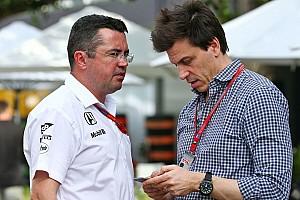 Formula 1 Breaking news McLaren in legal dispute with Mercedes over engineer