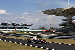 GP2 Race report Sepang GP2: Ghiotto victorious, Gasly beats Giovinazzi to podium finish