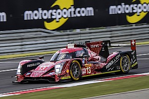 WEC Qualifying report Rebellion Racing takes LMP1 privateer pole position at Nurburgring