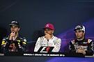 Formula 1 Monaco GP: Post-race press conference