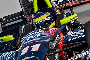 IndyCar Practice report Bourdais tops first practice at Toronto