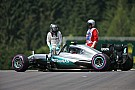 Formula 1 Rosberg gets grid penalty for gearbox change