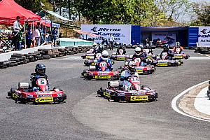 Kart Breaking news Patodia beats Ravindra to inaugural IndiKarting title