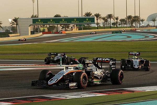 Formula 1 Breaking news Force India expecting