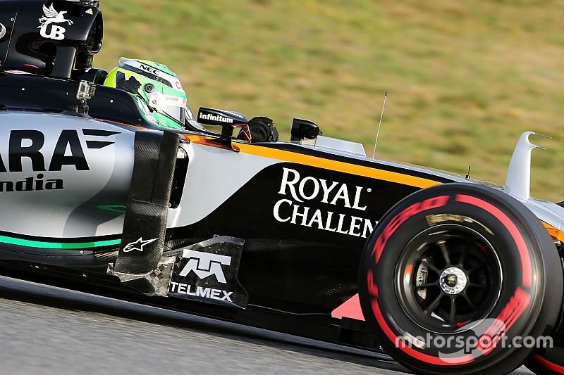 Barcelona F1 test: Hulkenberg on top as Haas shines
