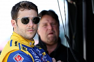 IndyCar Practice report Andretti Autosport finish 1-2-3-4-6 on first day of practice