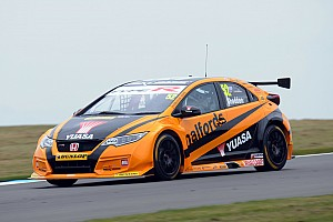 Honda and Halfords: The dream BTCC team re-united