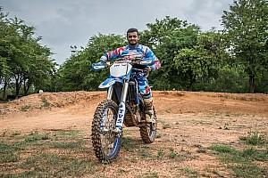 Dakar Breaking news Aravind KP to make Dakar debut with Sherco TVS