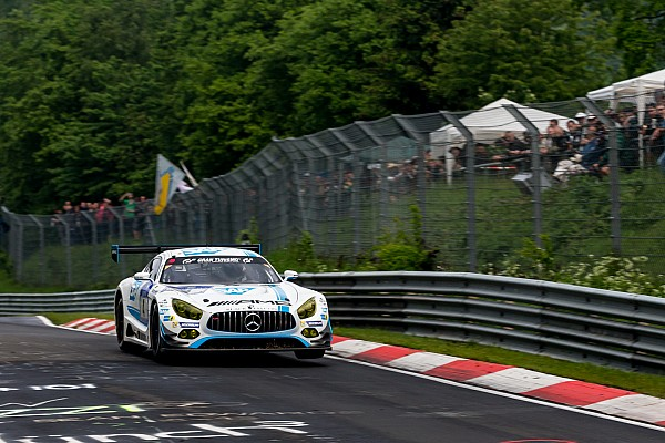 Endurance Breaking news GT3 cars set to be slowed for 2017 Nurburgring 24h