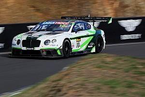 Endurance Practice report Bathurst 12 Hour: Bentley ends Day 1 fastest