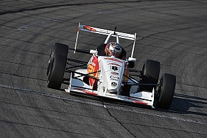 USF2000 Race report Martin dominates again at Mid-Ohio