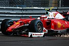 Raikkonen escapes penalty for unsafe driving