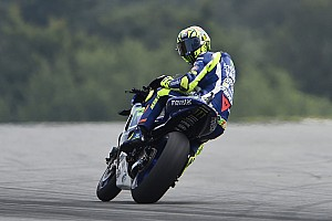 """MotoGP Breaking news Rossi: Brno qualifying """"disaster"""" was """"like the centre of Rome"""""""