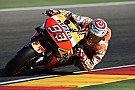 MotoGP Aragon MotoGP: Marquez defeats Yamahas despite almost falling