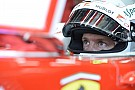Vettel: Ferrari