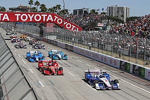 IndyCar Breaking news IndyCar aims for October race in China