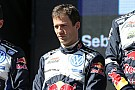 WRC Ogier completes first post-season test with Toyota