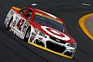 NASCAR Sprint Cup Larson tops Saturday morning Sprint Cup practice