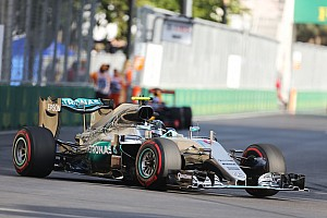 Formula 1 Race report History made as the Silver Arrows win inaugural Grand Prix to be held in Azerbaijan