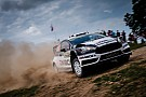 WRC Poland WRC: Tanak scores hat-trick of stage wins, pulls clear