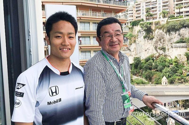 ホンダ八郷社長、F1モナコGPを観戦