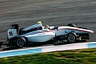 GP3 Raghunathan targets podiums in rookie GP3 season