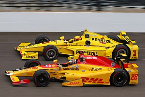 IndyCar Commentary Variables may be Honda's best hope for Indy victory