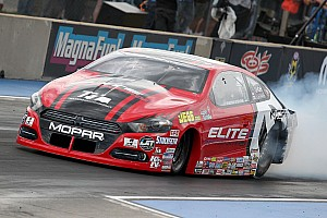 NHRA Breaking news Elite seeks rapid and radical performance boost