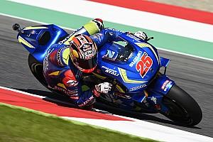 MotoGP Practice report Mugello MotoGP: Vinales leads the way in morning warm-up