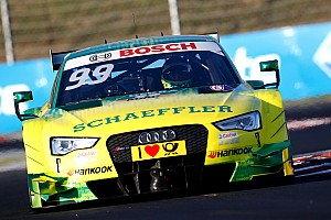 DTM Breaking news Audi swaps Rockenfeller and Rast for DTM season finale